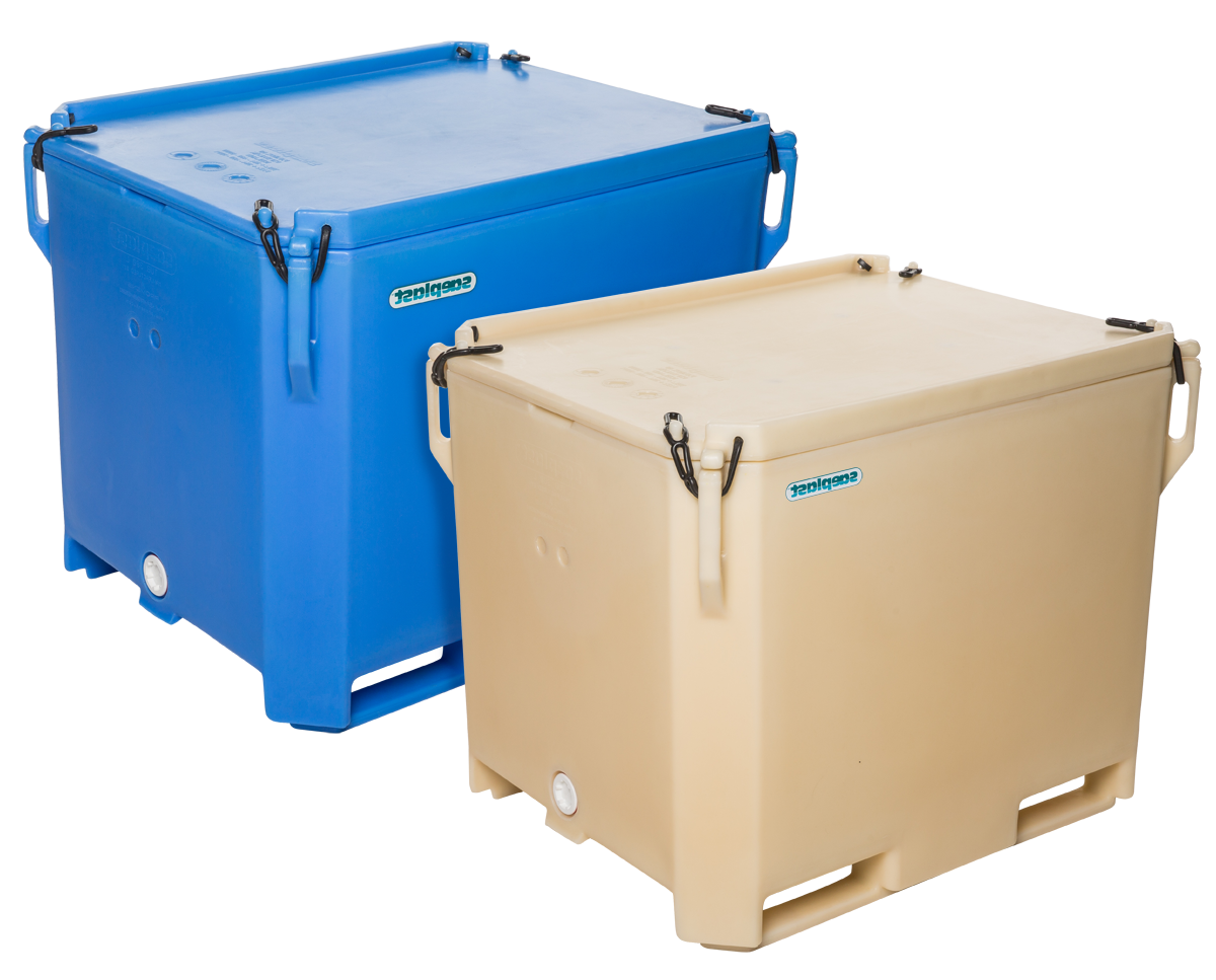 SÆPLAST 380 liter containers
